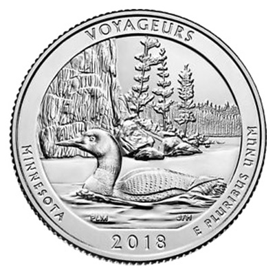 2018 (D) Voyageurs National Park (Minnesota)